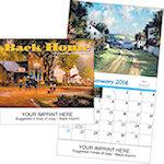 Back Home Wall Calendars
